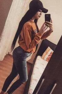 Experimente horas de sexo con la joven escort Ximena también ofrece servicio anal